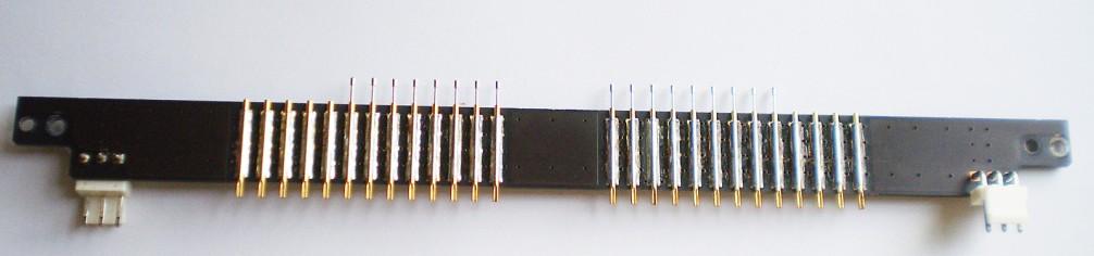 光伏探针固定电路板,光伏探针安装板